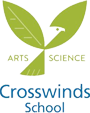 Crosswinds Middle School Logo